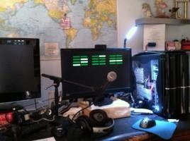 pyBCD Binary Clock Screen Saver